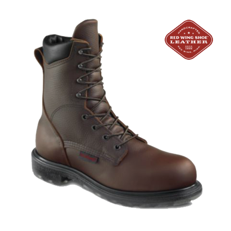 red wing shoes steel toe cheap online